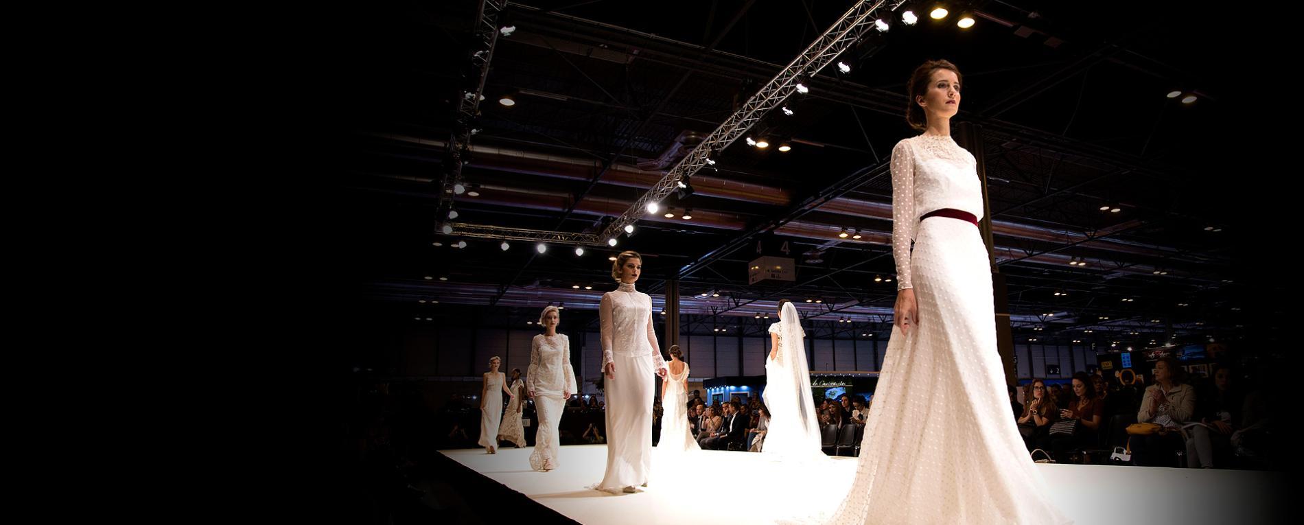 Desfile de vestidos de novias