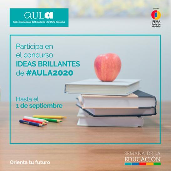 Concurso ideas brillantes aula