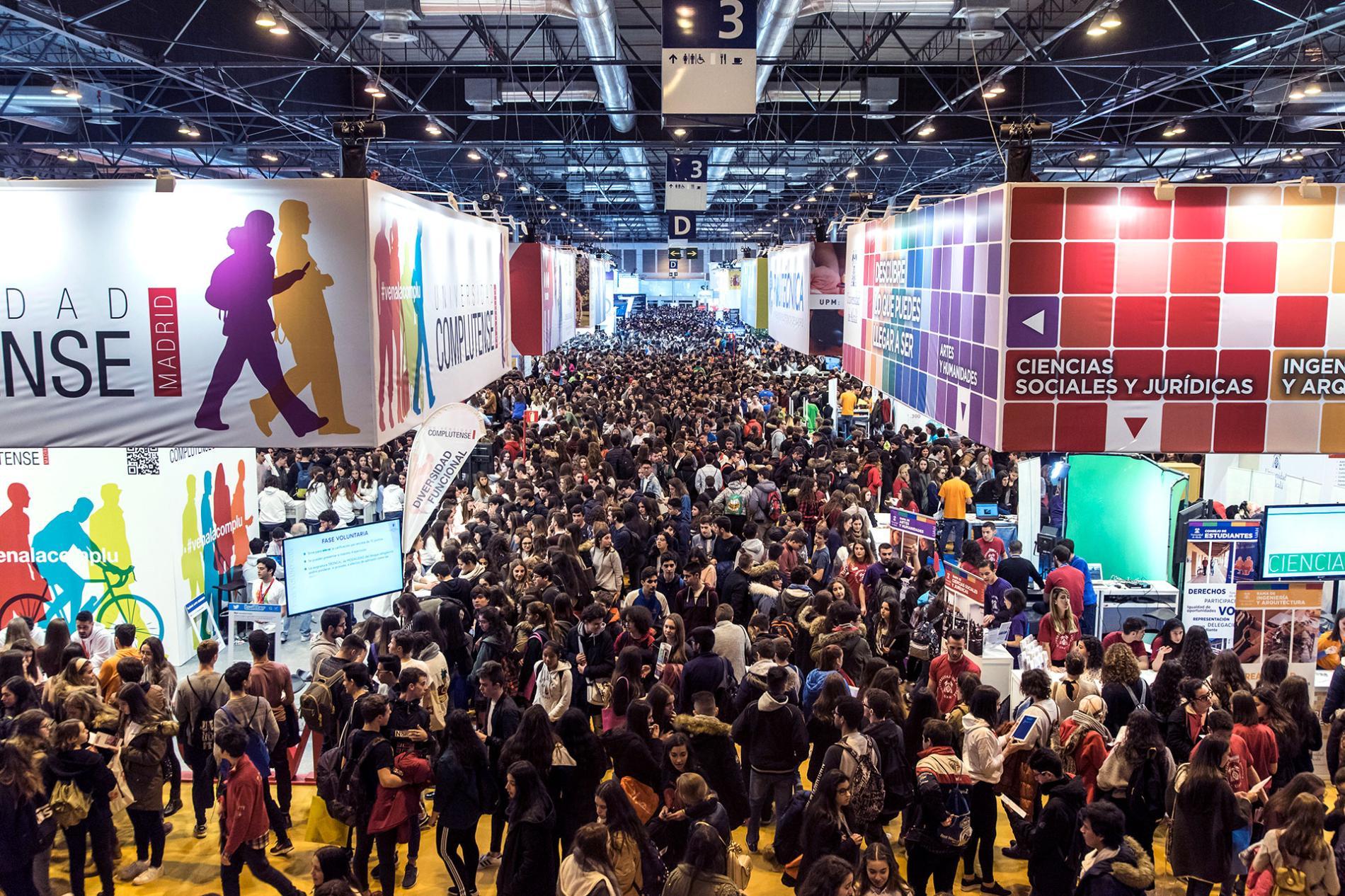 La Semana de la Educación recibió 146 mil visitantes
