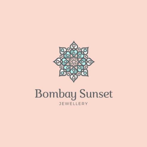 La artista Lucia Fernanda luce joyas de Bombay Sunset