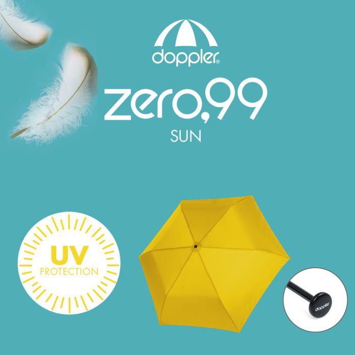 Nuevos paraguas Zero,99 con protección UV