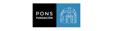 Logo Fundacion Pons