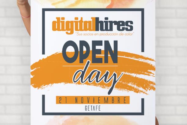 DIGITAL HIRES abre las puertas a sus clientes