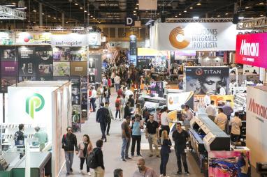 Commercial environment photo DIGICOM2020