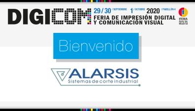 Logotipo Alarsis