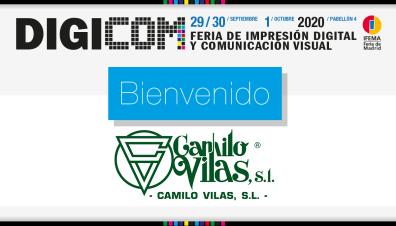 Logotipo Camilo Vilas
