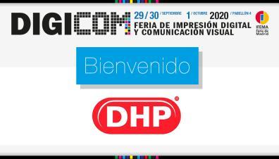 Logotipo DHP Comerpa