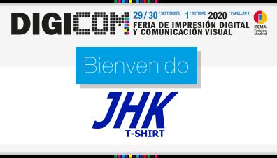 Logotipo JHK