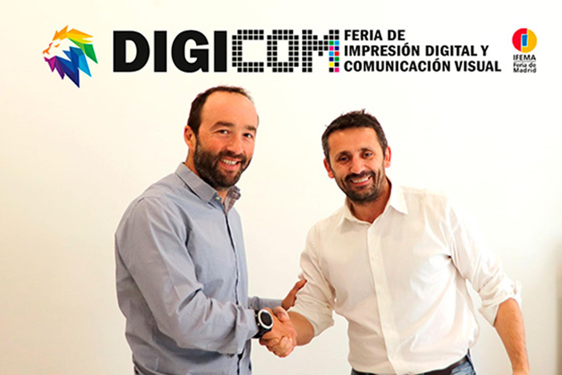 Acuerdo entre Digicom y Premios Emporia