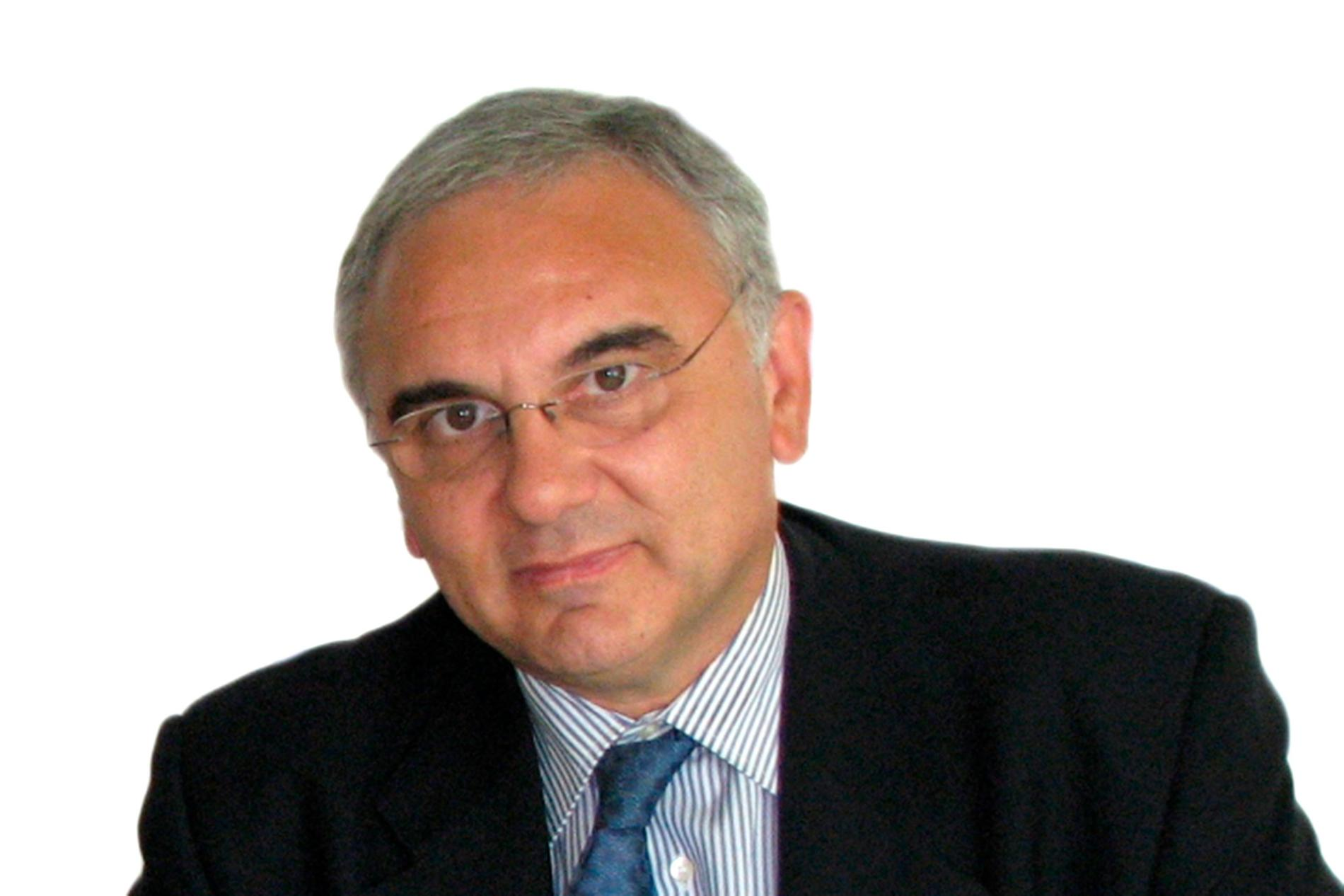 Jesús Alarcón, secretario general de la Asociación empresarial de la comunicación gráfica