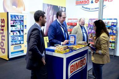 Stand BIMBO EAT2GO
