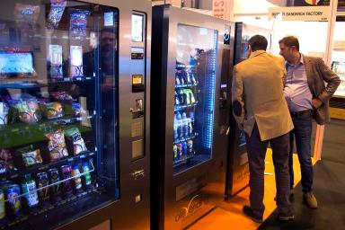 Vending en EAT2GO