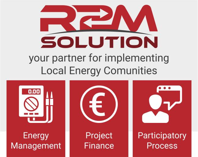 Management of Local Energy Communities