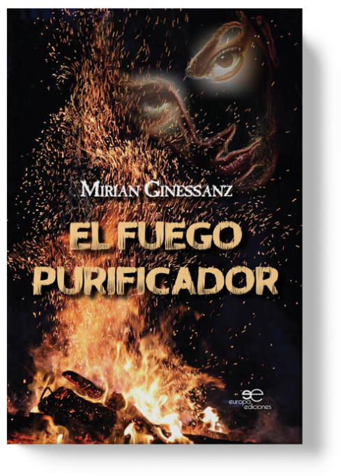 The cleansing fire | Mirian Ginessanz