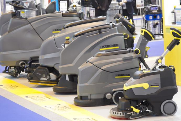 Professional cleaning equipment companies