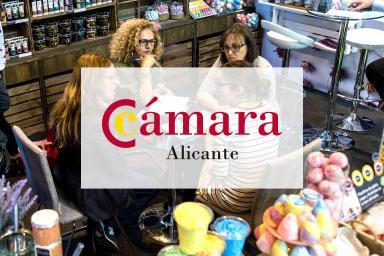 Logo de la Cámara de Comercio de Alicante