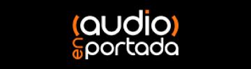 Audio en portada logo
