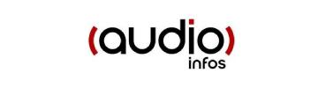 Logo audio infos