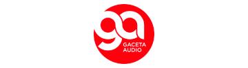 Logo Gaceta audio
