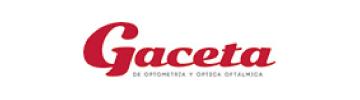 Logo Gaceta optometria