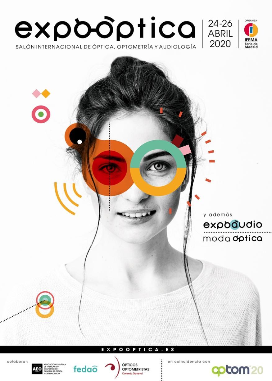 ExpoÓptica estrena una imagen más moderna, fresca y animada