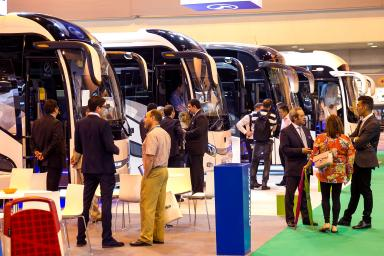 FIAA exhibitors and visitors