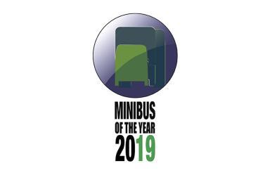 Logo de Minibus of the year 2019