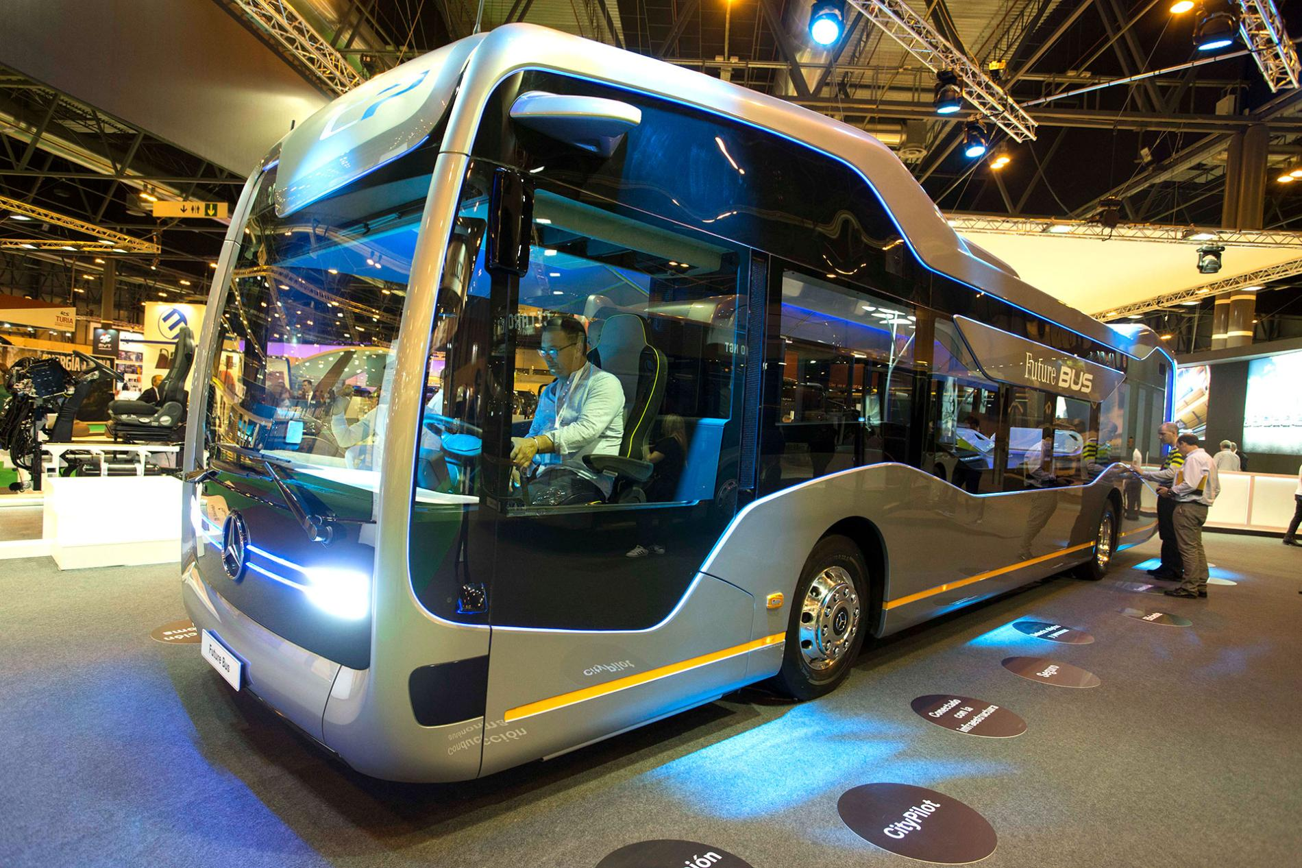 Next generation bus