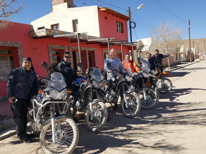 Aventura en Moto por el Norte Argentino