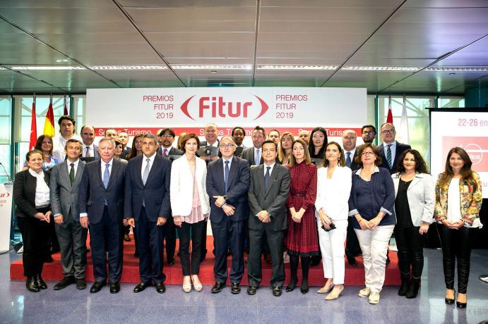 Ganadores Premios FITUR 2019