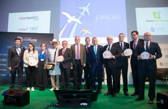 II Premio de Turismo Responsable Ganadores