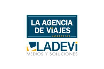 logo la agencia de viajes argentina