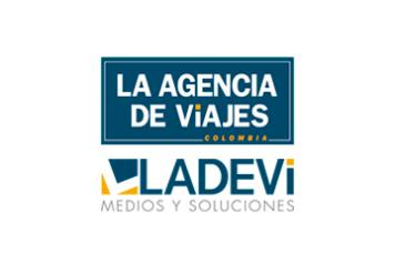 logo agencia de viajes colombia
