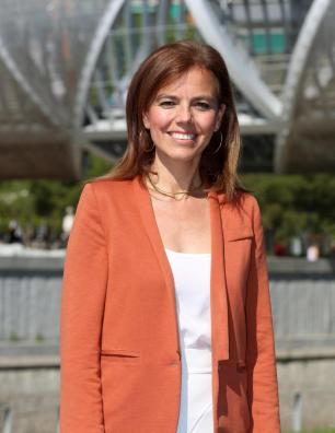 Almudena Maíllo, Councillor for Tourism with the Madrid City Council