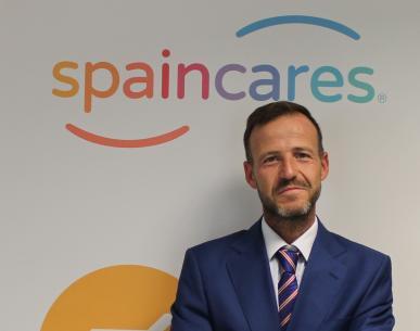 David Medina, presidente de Spaincares