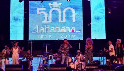 Festival de música en La Habana