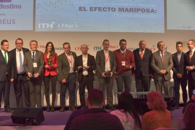 Ganadores de Smart Destinations Awards en FITUR 2020
