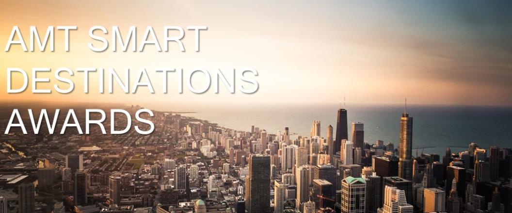'AMT Smart Destinations Awards' en FITUR 2020