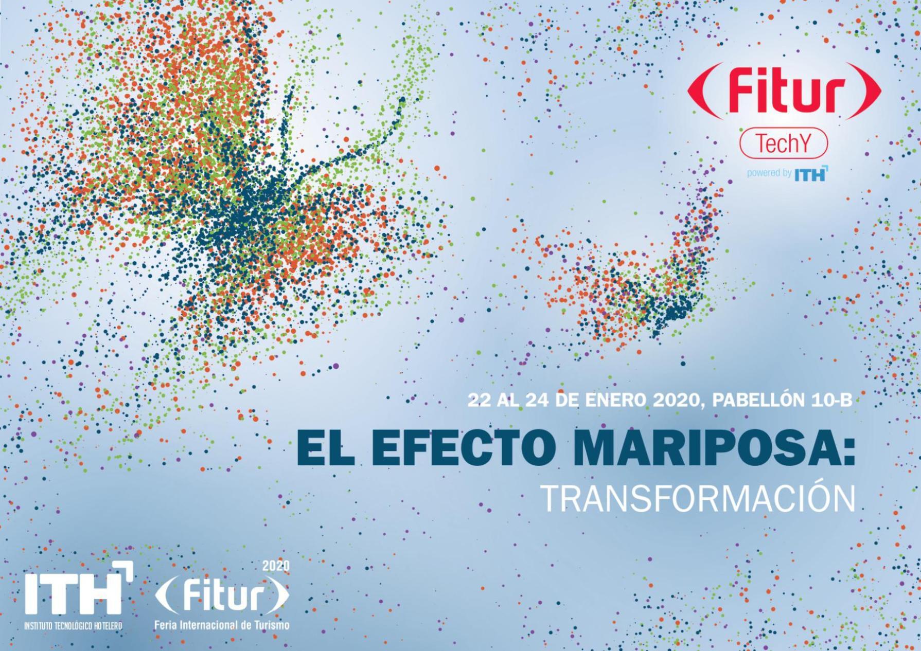 Imagen de la sección Fiturtechy bajo el lema efecto mariposa, transformación