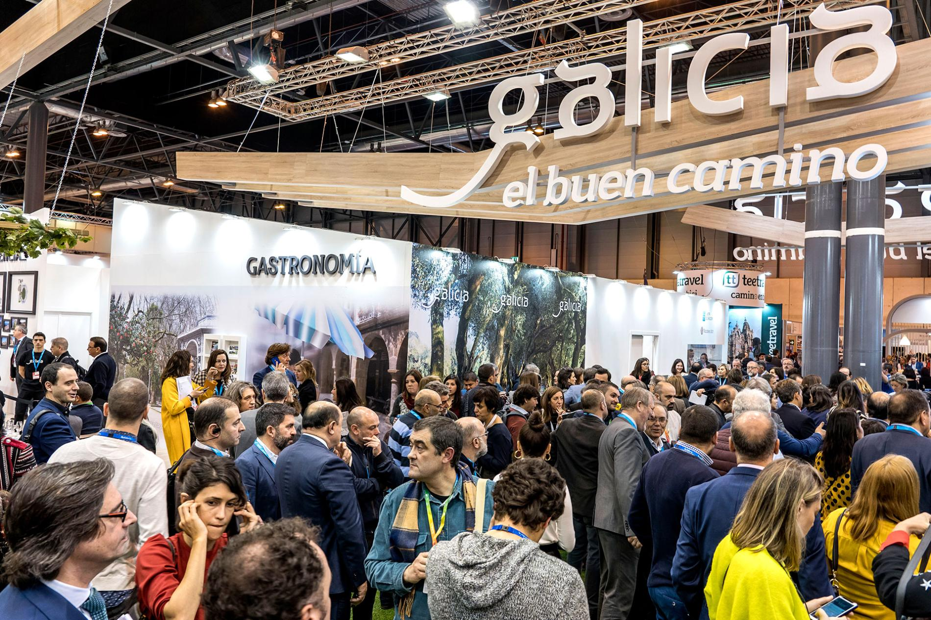 Record of participation in Fitur 2019