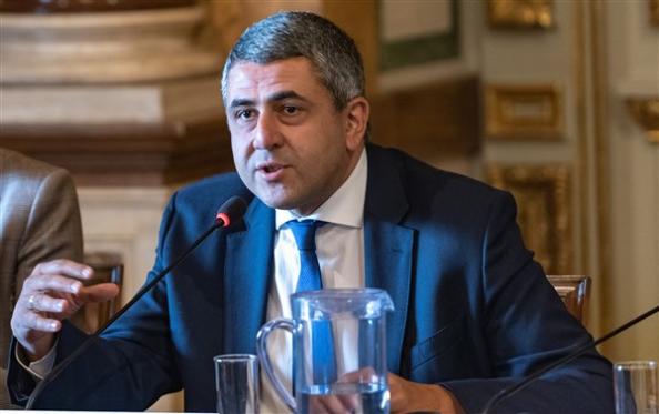 Zurab-Pololikashvili, secretario general de la Organización Mundial del Turismo