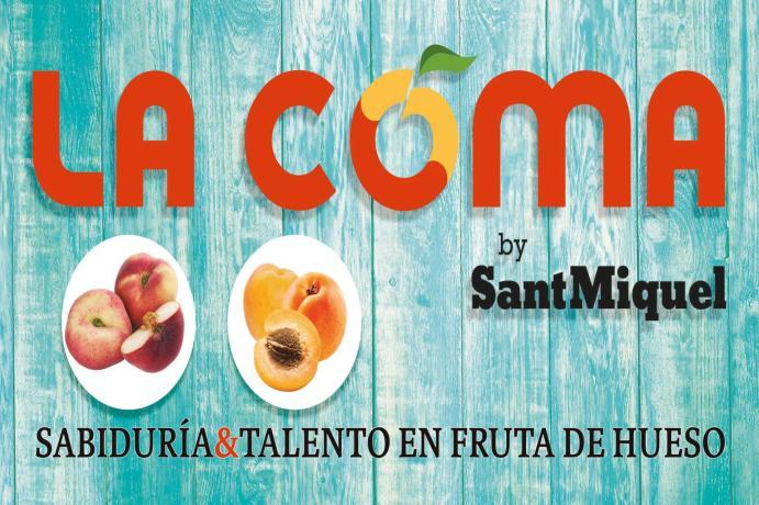 La Coma by Fruits Sant Miquel presenta nueva imagen