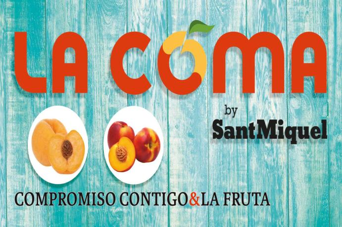 La Coma by Fruits Sant Miquel, calidad y sabor