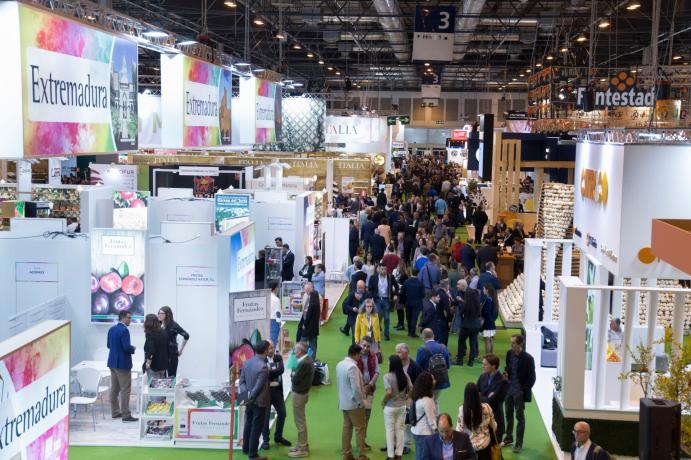El grupo de contacto de Francia-España-Italia y Portugal de uva de mesa abordará la producción y comercialización europea en el marco de FRUIT ATTRACTION