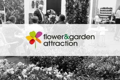 Flower attraction & garden
