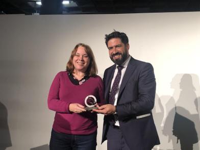 El periodismo y la comunicación agroalimentaria han vuelto a darse cita en Fruit Attraction 2019, con los premios a periodistas del sector