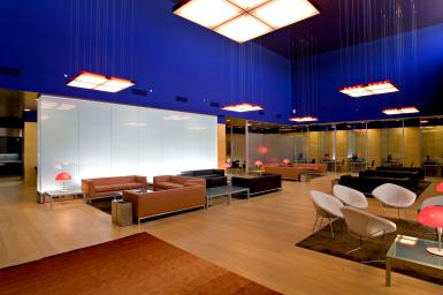Business Centre room