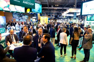 panoramic view fair fruit attraction