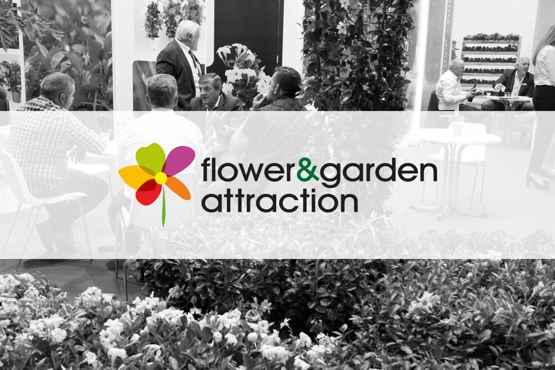 Flower attraction & garden