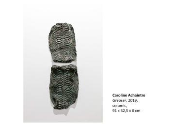 Caroline Achaintre Greaser
